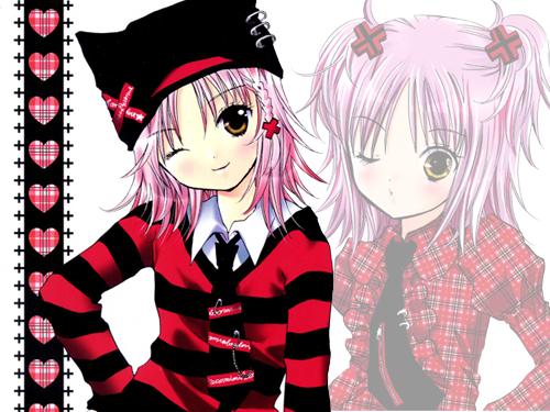 Characters Amu